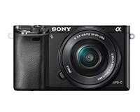 Sony - Alpha 6000 Systemkamera