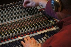 Studio Mischpult