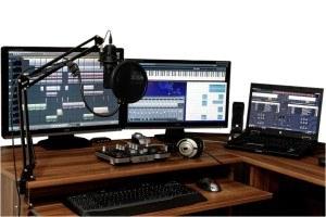 Studio-Musik