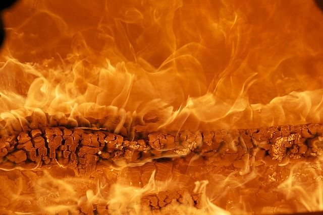 Tresor -Feuer-fire-