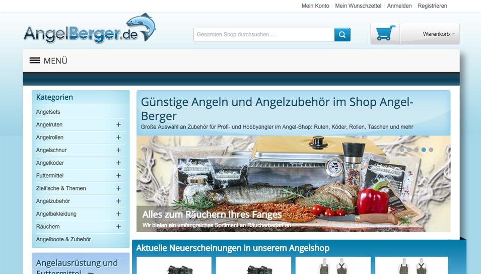 Angel Berger Shop