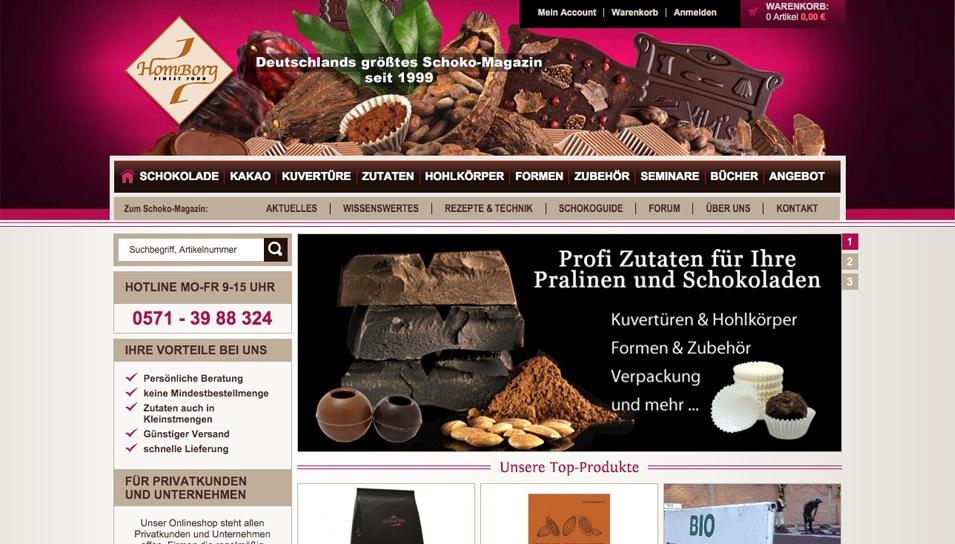 Theobroma Cacao Startseite