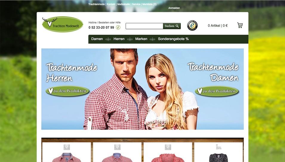 Trachten Modewelt Online Shop
