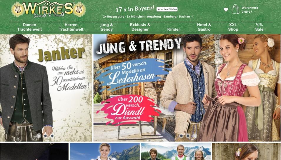 Wirkes Online Shop