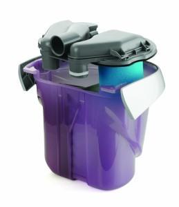 Fakir HygienMax Nass- Trockensauger mit Wasserfiltration Kompressormotor