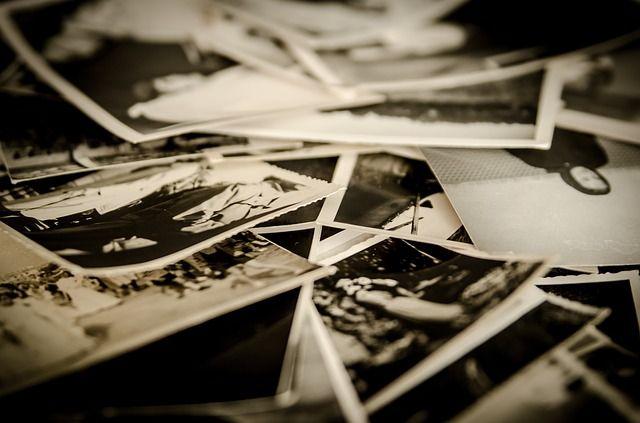 Alte Bilder Fotoscanner