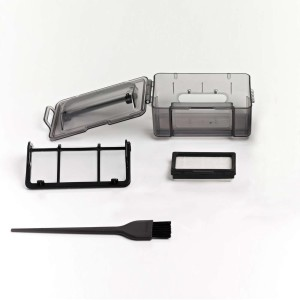 Ariete 2712 Briciola / 25 Watt / Roboter-Staubsauger Digital Display Evolution 2.0