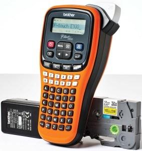 BROTHER P-touch E100VP Beschriftungsgeraet