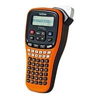 Das Brother P-touch E100VP ist ein leichtes und tragbares Beschriftungsgerät, perfekt für den mobilen Einsatz.