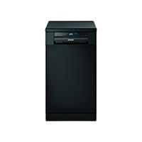 Bomann GSP 852 schwarz Geschirrspüler / A++ / 197 kWh/Jahr / 9 MGD / Energieeffizienzklasse A++ / schwarz [Energieklasse A++]