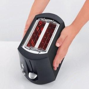 Cloer-Toaster-Waermeisolierung