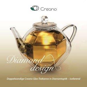Creano-Diamond-Teekanne