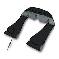 Donnerberg ORIGINAL NM089 schwarz - Nacken und Schulter Shiatsu Massagegerät mit Infrarotwärmefunktion