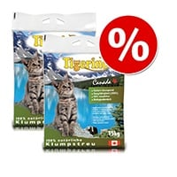 Tigerino Katzenstreu Canada  im Test
