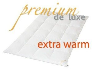 Extra-warme-Daunendecke
