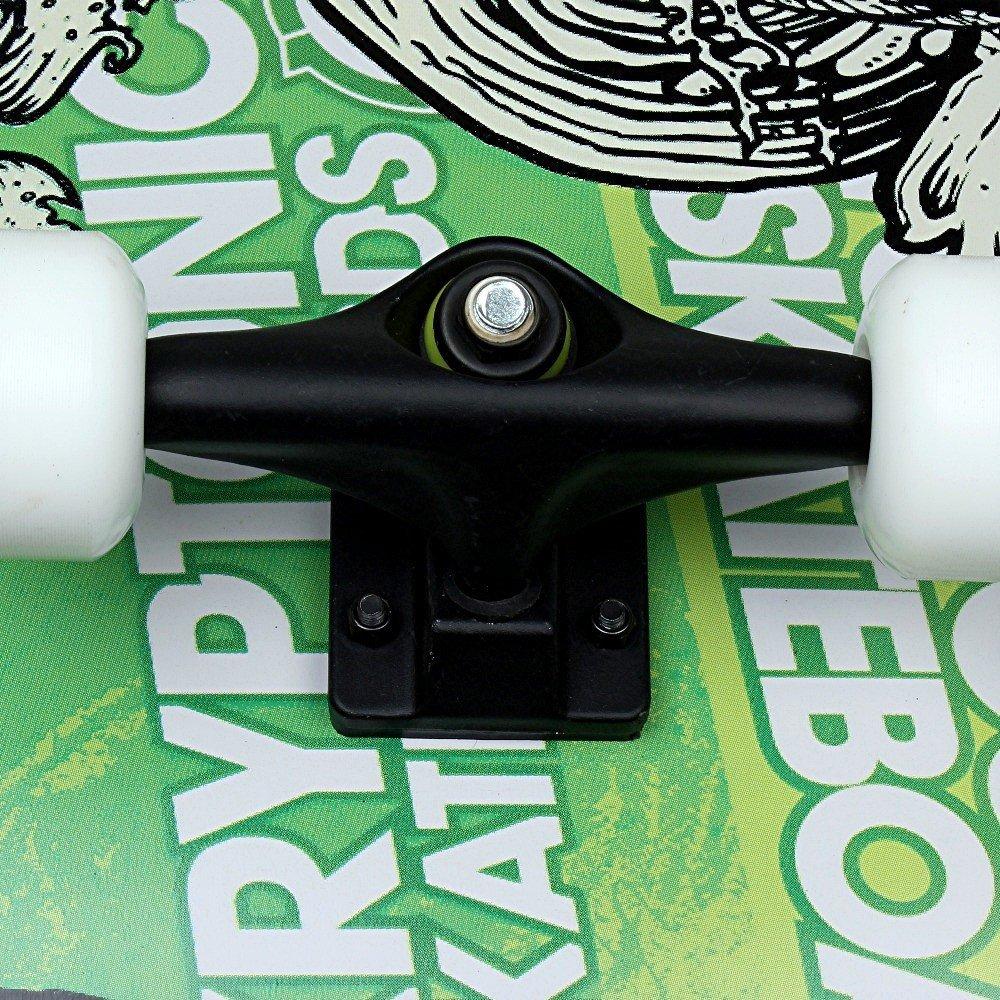 Skateboard Achsen und Rollen