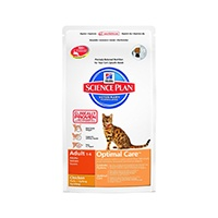 Hill´s Science Plan Feline Adult Optimal Care Huhn