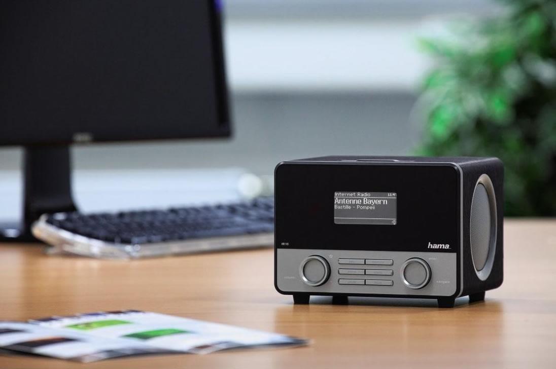 Wie funktioniert ein Internetradio?