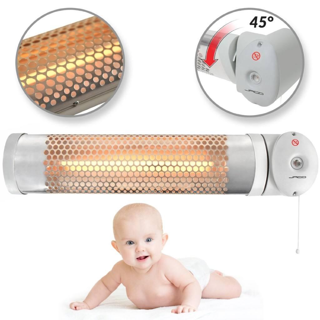 Vorteile und Anwendungsbereiche eines Wickeltisch-Wärmestrahlers