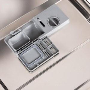 Klarstein Amazonia 45 Geschirrspüler 45cm Unterbau-Geschirrspülmaschine (EEK A++, 1850W, 9 Maßgedecke, 49 dB, inkl. Besteckkorb und Aquastop) schwarz [Energieklasse A++]
