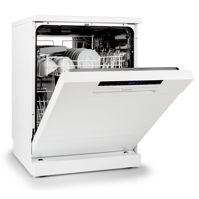 Klarstein amazonia 60 sp lmaschine geschirrsp ler im test for Spulmaschine verstopft wasser steht