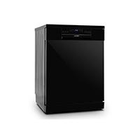 Geschirrspüler 60cm Geschirrspülmaschine Freistehende Spülmaschine (A++, 1850W, für 12 Maßgedecke, leise 49 dB, Startzeitvorwahl, inkl. Besteckkorb, und Aquastop).