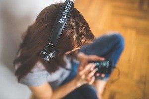 Kopfhörer Handy