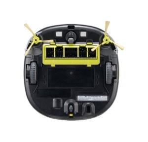 LG Hom-Bot VR6270LVMB Roboterstaubsauger (Dual Eye 2.0, Staubbehälter, Smart Turbo Modus) anthrazit