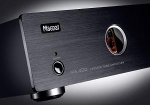 Magnat MA 400 Stereo Vollverstärker mit Röhrenvorstufe