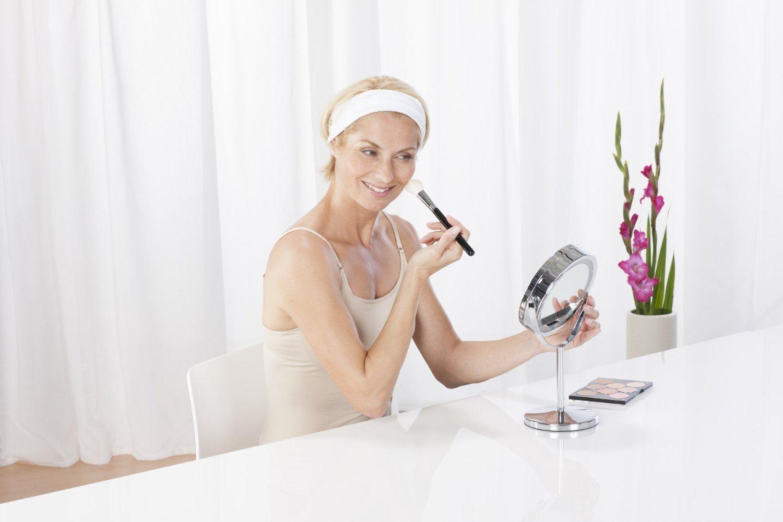 Kosmetikspiegel - in vielerlei Hinsicht ein unverzichtbares Utensil
