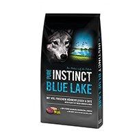 PURE INSTINCT Blue Lake mit Huhn und Ente; Viel Fleisch und ein hoher Frischfleischanteil macht diese Nahrung zu einem besonderen Geschmackserlebnis.