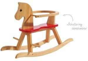 Pferd-Roba-Schaukelbar