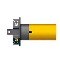 Die Schellenberg Rohrmotoren sind leistungsstarke Rollladenmotoren für Rollläden aus Kunststoff, Aluminium oder Holz.