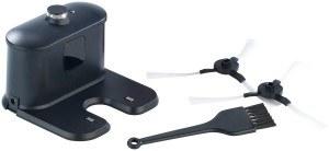 Sichler Haushaltsgeräte Sichler Staubsauger-Roboter PCR-3550UV, Auto-Lader & UV-Lampe