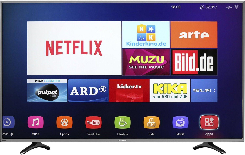 smart tv test 2019 die 7 besten smart tvs im vergleich. Black Bedroom Furniture Sets. Home Design Ideas
