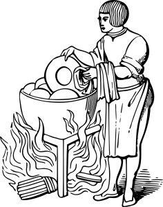 Tellerwäsche
