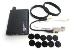 Topping NX1 tragbar Kopfhörerverstärker schwarz