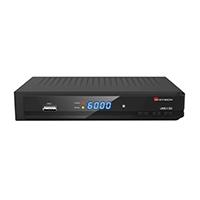 HD-Satellitenfernsehen pur Der UNS100 ist ein einfach bedienbarer Receiver zum Empfang aller freien TV– und Radiosender via Satellit, inklusive in HDTV ausgestrahlter Programme.
