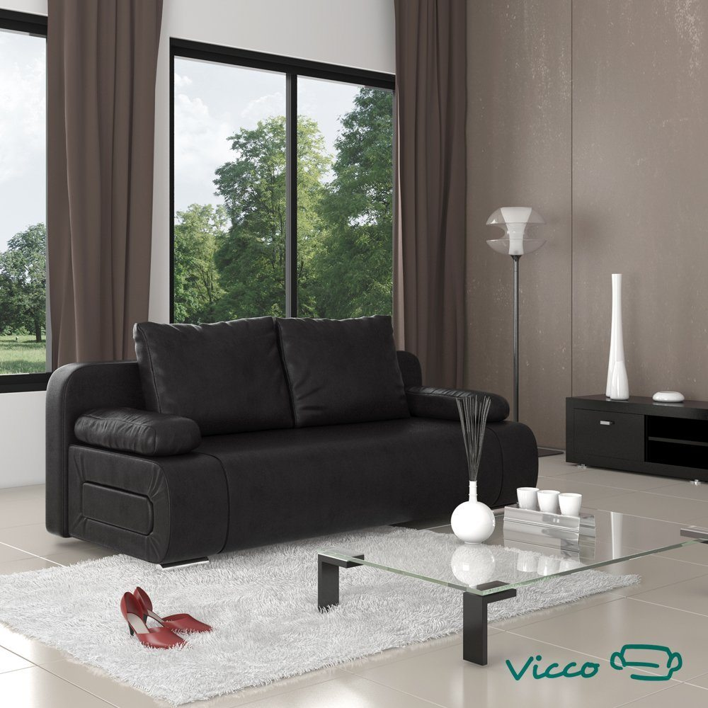 vicco schlafsofa test expertentesten. Black Bedroom Furniture Sets. Home Design Ideas