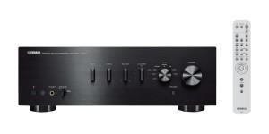 Yamaha A-S501 Stereo-Vollverstärker mit D/A-Wandler schwarz