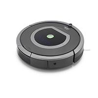 Der Roomba 782 ist mit seinem edlen Design und einem Touchpad das modernste Modell der fortschrittlichen 700er-Serie.