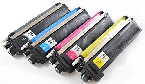 Toner patronen im Farblaserdrucker Test