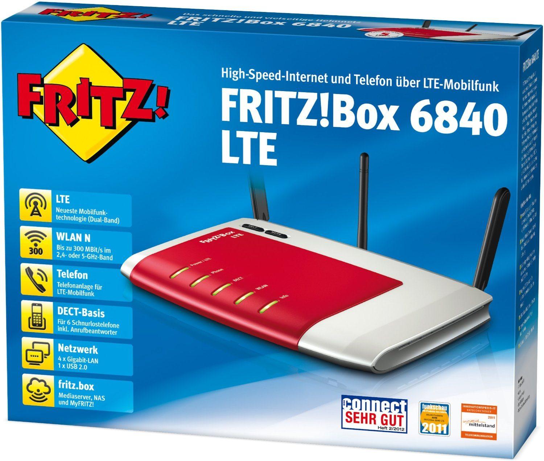 AVM FRITZBox 6840 LTE