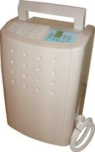 Aktobis Luftentfeuchter, Bautrockner WDH-735EBH (bis 40 L/T und Heizfunktion)