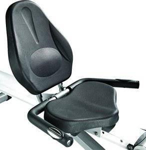 Einstellmöglichkeiten und Sitzkomfort eines Liegeergometers