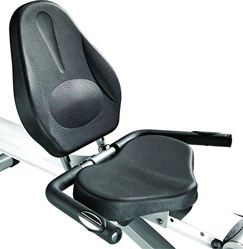 Sitz AsVIVA Rudergeraet Ergometer Rower Cardio VI schwarz