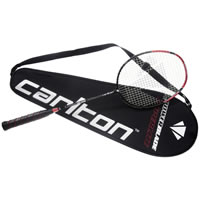 Der Badminton Schläger Carlton Powerblade Superlite belegt Platz 4