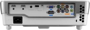 BenQ W1070+W 3D Wireless DLP Projektor (Wireless Full HD Kit, 3D über HDMI, Full HD, 1.920x1.080 Pixel, 2.200 ANSI-Lumen, Kontrast 10.000:1, Vertical Lens Shift, 2x HDMI, 1x MHL, Smart Eco) weiß