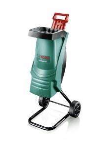 Bosch DIY Gartenhäcksler AXT Rapid 2200, praktischer Stopfer, Karton (2200 W, Schneidekapazität max. Ø 40 mm, Materialdurchsatz ca. 90 kg/h)