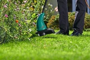 Bosch Home and Garden Rasentrimmer ART 26 SL, Fadenspule, Karton (280 W, 26 cm Schnittkreisdurchmesser, 1,8 kg)